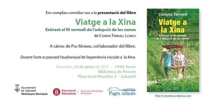 Viatge a la Xina (Sabadell) (1)