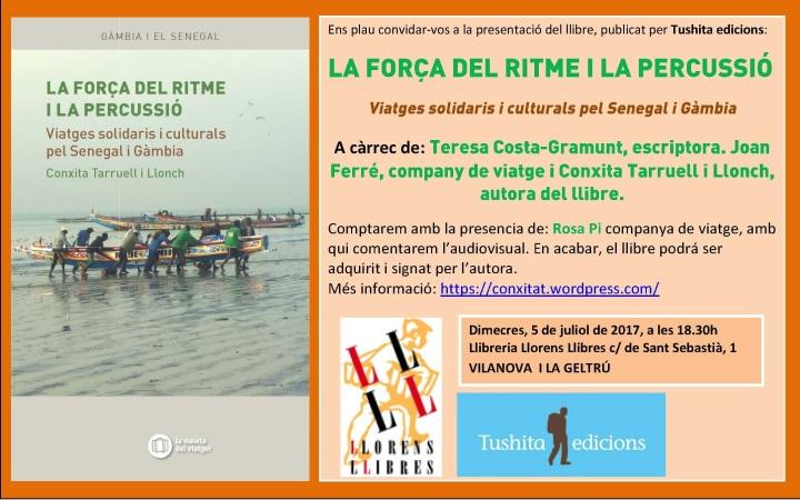 Invitació CONXITA TARRUELL- Vilanova i la Geltrú - copia