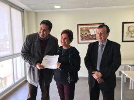 AMB P. ENRIC PUIG FEC i Alfons Morales de Baula